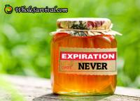 Foods That Never Expire Or Spoil